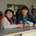 Das Team besteht aus Fr. Anna Loher und Fr. Gisela Glass